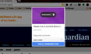 view bookmark screenshot