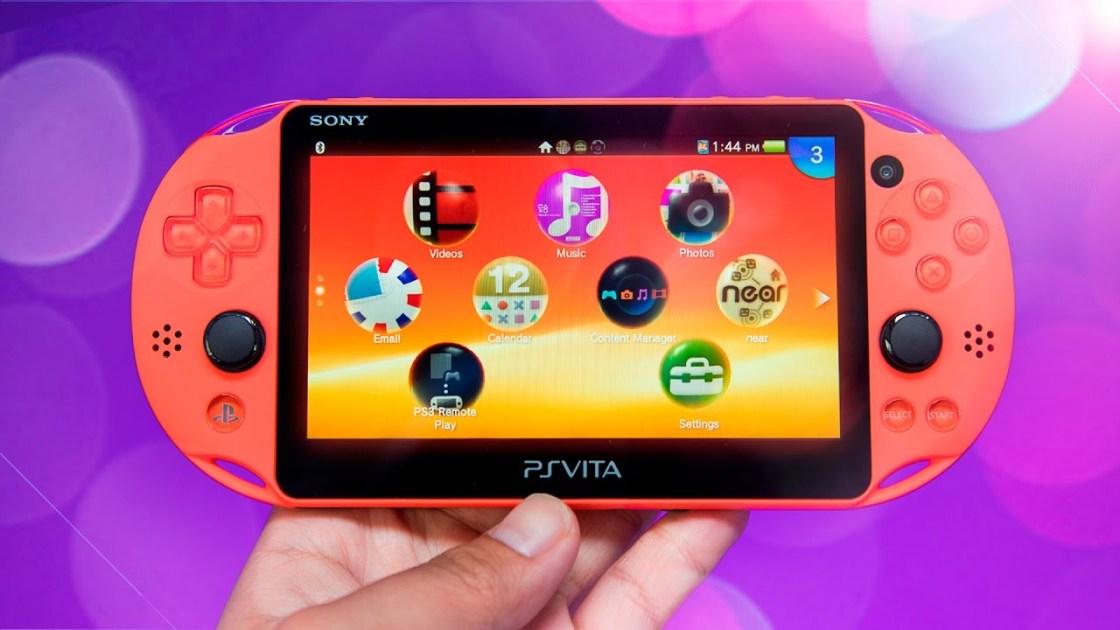 Image of PS Vita