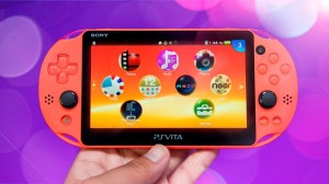 Image of PS Vita
